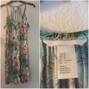 H&M Size Small Dress Floral
